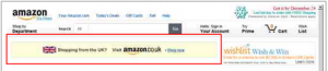 Amazon.co.uk java script for international visitors