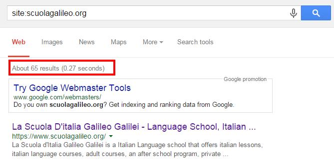 site scuolagalileo.org Google Search