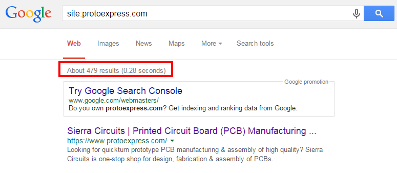 site protoexpress.com Google Search