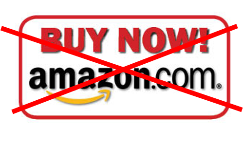 don't put amazon logo in the buy button