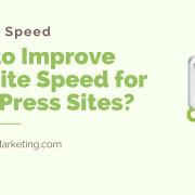 Improve site speed for wordpress